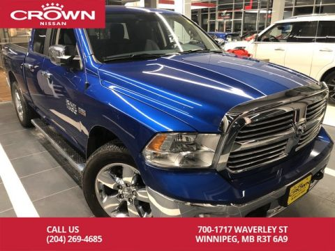 Pre-Owned 2017 Ram 1500 Big Horn 4x4 *Backup Camera/Remote Start/Heated Seats*