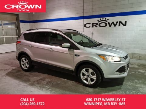 Pre-Owned 2015 Ford Escape SE AWD / Clean Carproof / Local / Low Kms / Great Value