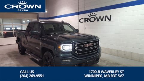 Pre-Owned 2018 GMC Sierra 1500 LT Elevation **Low Kms** Heated Seats**