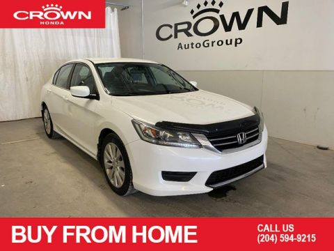 Pre-Owned 2014 Honda Accord Sedan 4dr I4 CVT LX | ACCIDENT FREE | LOW KMS | HEATED FRONT SEATS | BACKUP CAMERA | BLUETOOTH