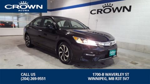 Pre-Owned 2017 Honda Accord Sedan SE **Heated Seats** Remote Start Included** One Owner Vehicle**
