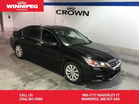 Pre-Owned 2014 Honda Accord Sedan EX-L/Bluetooth/Heated seats/Rear view camera/Sunroof