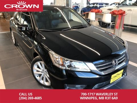 Pre-Owned 2015 Honda Accord Sedan Touring *Heated Seats/Navigation/Remote Start*