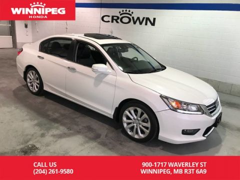 Pre-Owned 2015 Honda Accord Sedan 4dr I4 CVT Touring