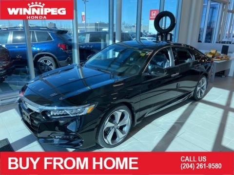 New 2020 Honda Accord Sedan Touring 2.0 Auto