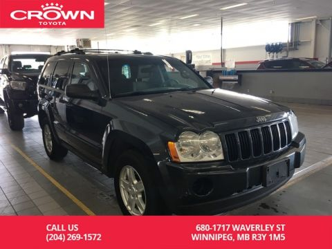 Pre-Owned 2007 Jeep Grand Cherokee Laredo 4WD / Low Kms / Local