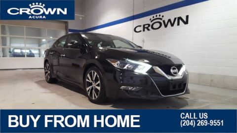 Pre-Owned 2017 Nissan Maxima SL **Navigation** **Leather**