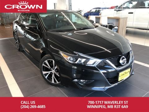 Pre-Owned 2018 Nissan Maxima SL V6 *Clean CarFax/Bluetooth*