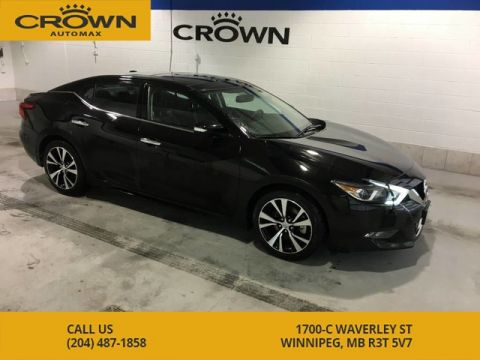 Pre-Owned 2018 Nissan Maxima SL