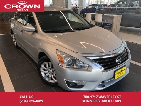 Pre-Owned 2015 Nissan Altima S 2.5L Sedan *Remote Start/Bluetooth/Backup Cam*