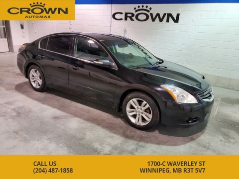 Pre-Owned 2012 Nissan Altima 3.5 SR ** Leather, Sun Roof, No Accidents**