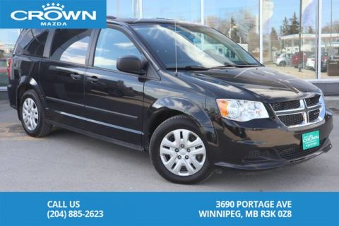 Pre-Owned 2017 Dodge Grand Caravan Canada Value Package *Rear DVD *Navigation *Stown N Go