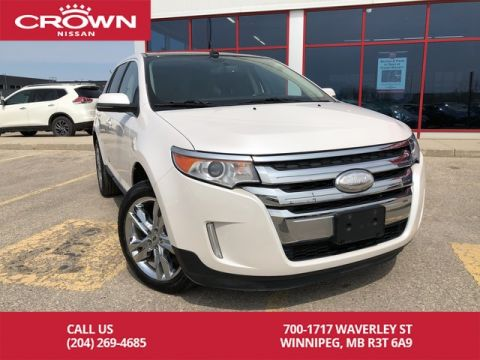 Pre-Owned 2013 Ford Edge LIMITED AWD V6 *Local Trade*
