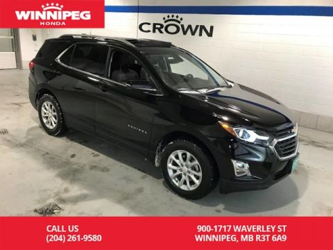 Pre-Owned 2018 Chevrolet Equinox AWD/LT/Accident free/Bluetooth/Heated seats