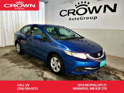 Pre-Owned 2015 Honda Civic Sedan LX***Long Weekend Special***/low kms/ econ mode assist/ heated seats