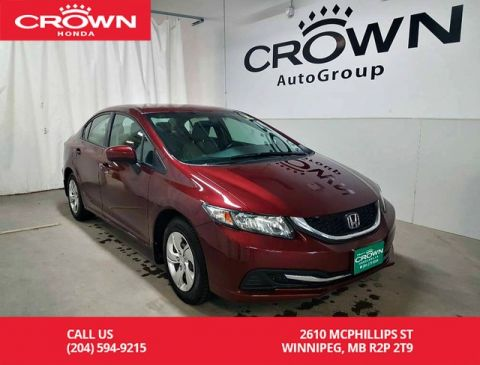 Pre-Owned 2014 Honda Civic Sedan LX/ ***2019 BLOW OUT SALE***/ECON MODE / HEATED SEATS/ BLUETOOTH