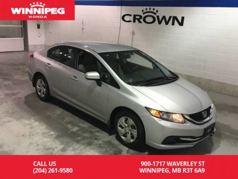 Pre-Owned 2014 Honda Civic Sedan LX/Cruise/Air/ECON mode/Low KM