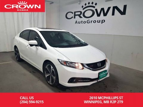Pre-Owned 2015 Honda Civic Sedan 4dr Man Si***2018 FINAL CLEARANCE*** /LOW KMS/PUSH START BUTTON/SUNROOF/BACK UP CAM/