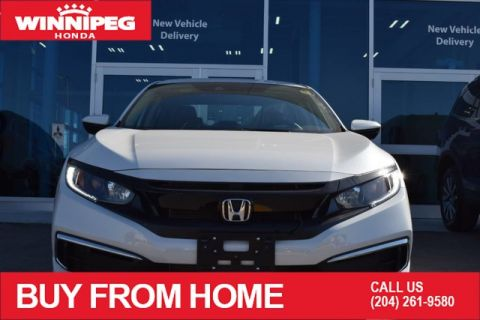 New 2020 Honda Civic Sedan LX Manual