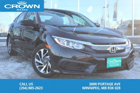 Pre-Owned 2016 Honda Civic Sedan EX *Local Vehicle *CHEAPEST IN MARKET