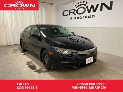 Pre-Owned 2016 Honda Civic Sedan 4dr CVT EX/ ONE OWNER/ ACCIDENT FREE HISTORY/ LOW KMS/ REMOTE START/ BACKUP CAMERA