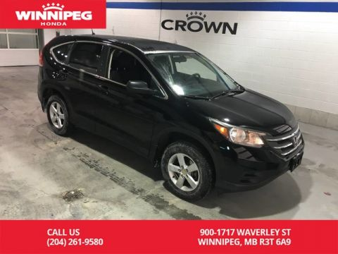 Pre-Owned 2014 Honda CR-V AWD/LX/Bluetooth/Heated seats/Rear view camera/Fresh safety