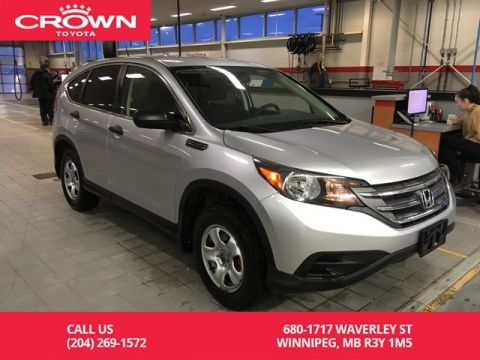 Pre-Owned 2014 Honda CR-V LX AWD / Local / One Owner / Low Kms