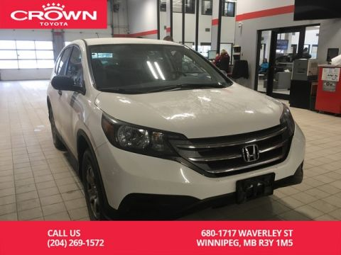 Pre-Owned 2012 Honda CR-V LX AWD / Accident Free / Local / Low Kms / Good Condition