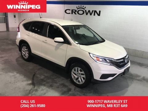 Pre-Owned 2015 Honda CR-V SE/Push button start/Heated seats/Bluetooth
