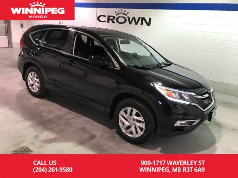 Pre-Owned 2016 Honda CR-V AWD/SE/Heated seats/Bluetooth/Push button start