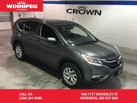 Pre-Owned 2016 Honda CR-V SE/AWD/Bluetooth/Push button start/Rear view camera
