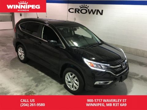 Certified Pre-Owned 2016 Honda CR-V Certified/SE/Heated seats/Bluetooth/Push button start