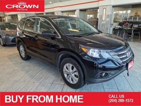 Pre-Owned 2014 Honda CR-V AWD | Local Trade