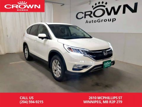 Used Honda CR-V | Winnipeg Honda