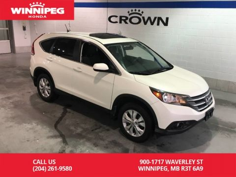 Pre-Owned 2014 Honda CR-V EX/Sunroof/Heated seats/Bluetooth
