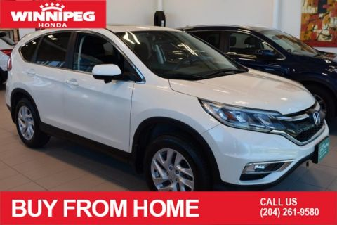 Pre-Owned 2016 Honda CR-V EX / Sunroof / Heated seats / Rear view camera / Lane watch disp