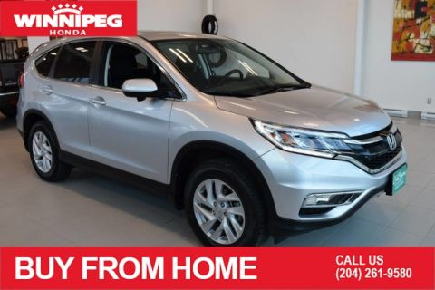 Certified Pre-Owned 2016 Honda CR-V EX / Certified / Sunroof / Lane watch / Heated seats