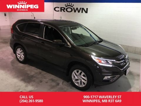 Pre-Owned 2016 Honda CR-V Certifed/EX/Sunroof/Bluetooth/Heated seats