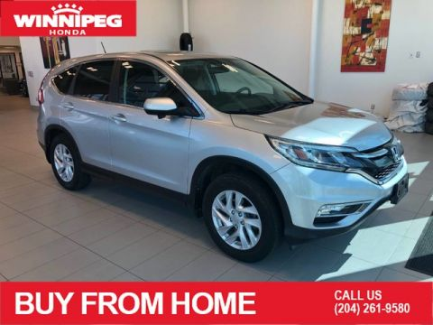 Pre-Owned 2016 Honda CR-V EX / AWD / Sunroof / Heated seats / Push button start