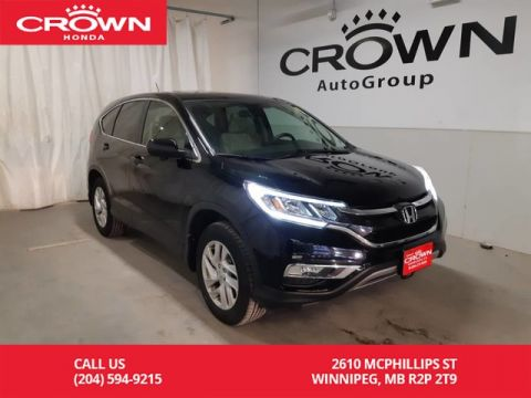 Pre-Owned 2015 Honda CR-V AWD 5dr EX/ one owner/ back up camera/ sunroof/ econ mode/ heated seats/ bluetooth