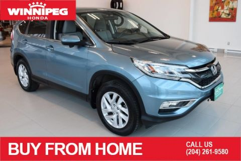 Certified Pre-Owned 2016 Honda CR-V EX / Certified / Sunroof / Heated seats / Lane watch camera