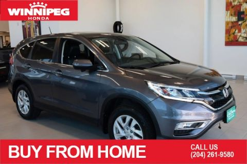 Pre-Owned 2016 Honda CR-V EX-L / Sunroof / Heated seats / Lane watch camera / Bluetooth