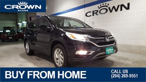 Pre-Owned 2016 Honda CR-V EX-L AWD **1 Owner Lease Return** **Leather Seats**
