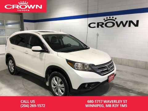 Pre-Owned 2014 Honda CR-V EX-L AWD / Lease Return / Local / Great Condition / Unbeatable Value