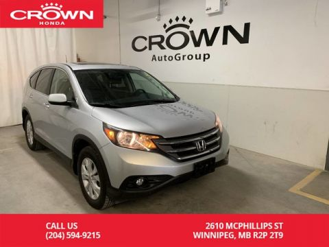 Pre-Owned 2014 Honda CR-V EX-L/AWD/LOW KMS/ ONE OWNER/ BACK UP CAME/HEATED SEATS