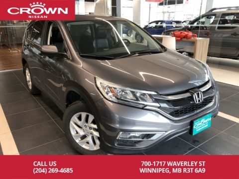 Pre-Owned 2015 Honda CR-V EX-L AWD *Accident Free/Bluetooth/Heated Seats*