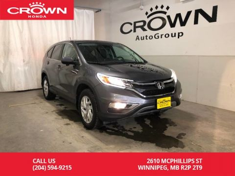 Pre-Owned 2015 Honda CR-V AWD 5dr EX-L/ LOW KMS/ BLUETOOTH/ BACKUP CAMERA/ HEATED FRONT SEATS
