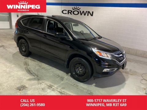 Pre-Owned 2016 Honda CR-V EX-L / AWD / Certified / Lane watch camera / Heated seats