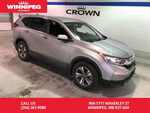 Pre-Owned 2018 Honda CR-V Certified/LX/AWD/Bluetooth/Heated seats/Rear view camera