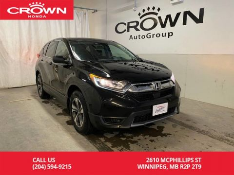 Pre-Owned 2017 Honda CR-V AWD 5dr LX/ ONE OWNER/ ACCIDENT FREE/ HEATED FRONT SEATS/ BLUETOOTH